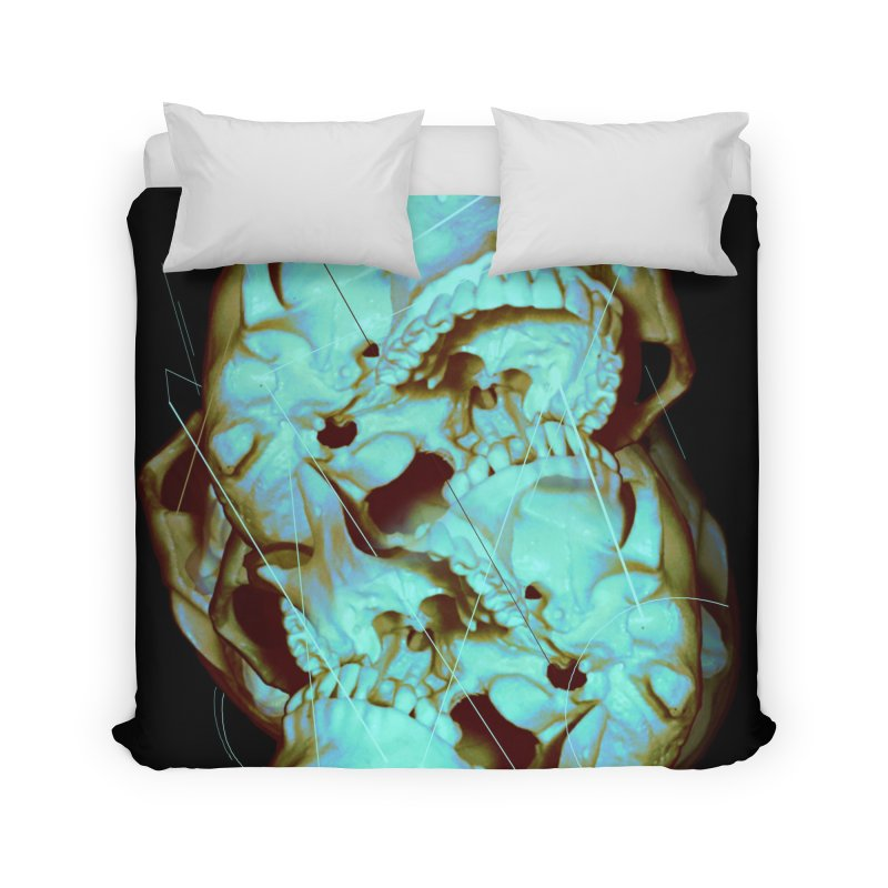 Dual Home Duvet by nicebleed