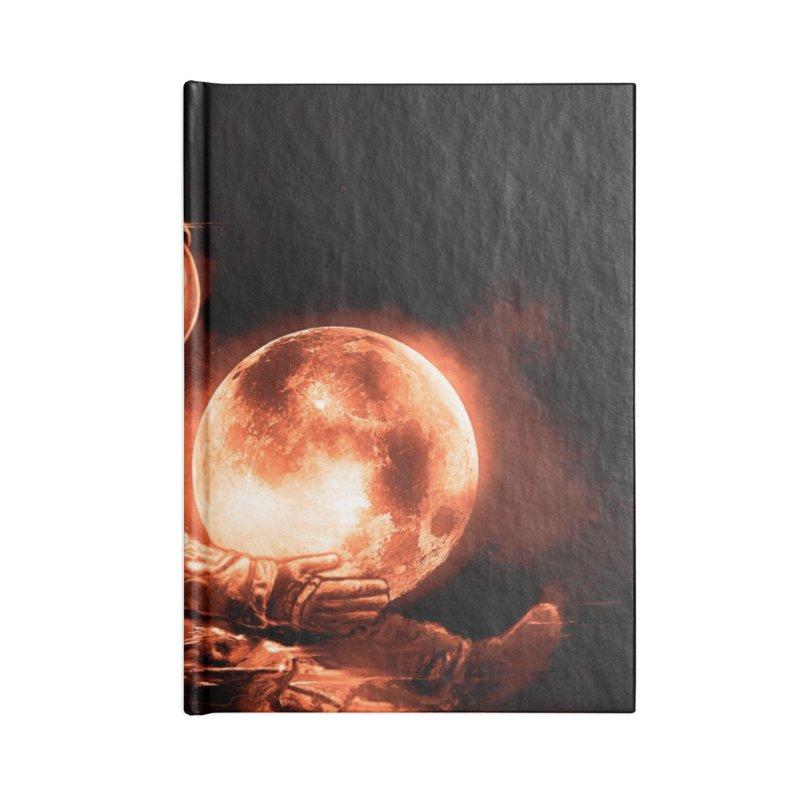 Moon Play Accessories Notebook by nicebleed