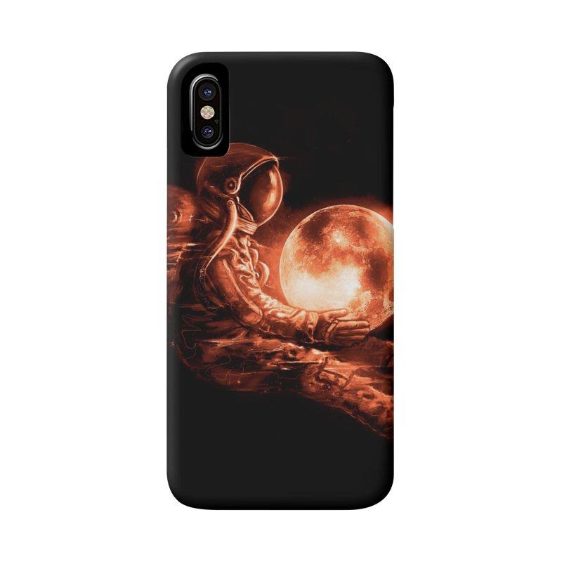Moon Play Accessories Phone Case by nicebleed