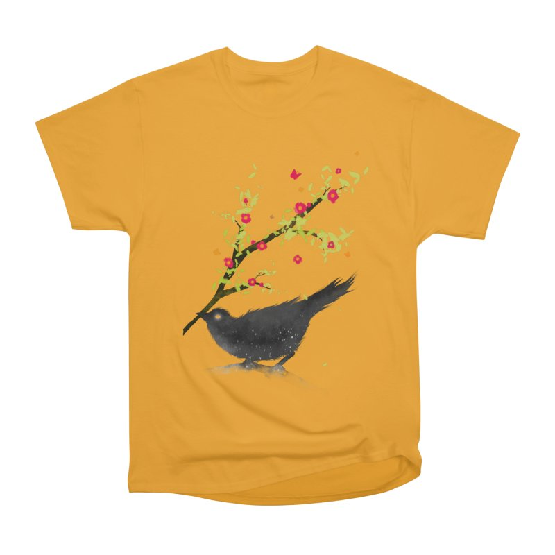 Spring Is Coming Women's Classic Unisex T-Shirt by nicebleed