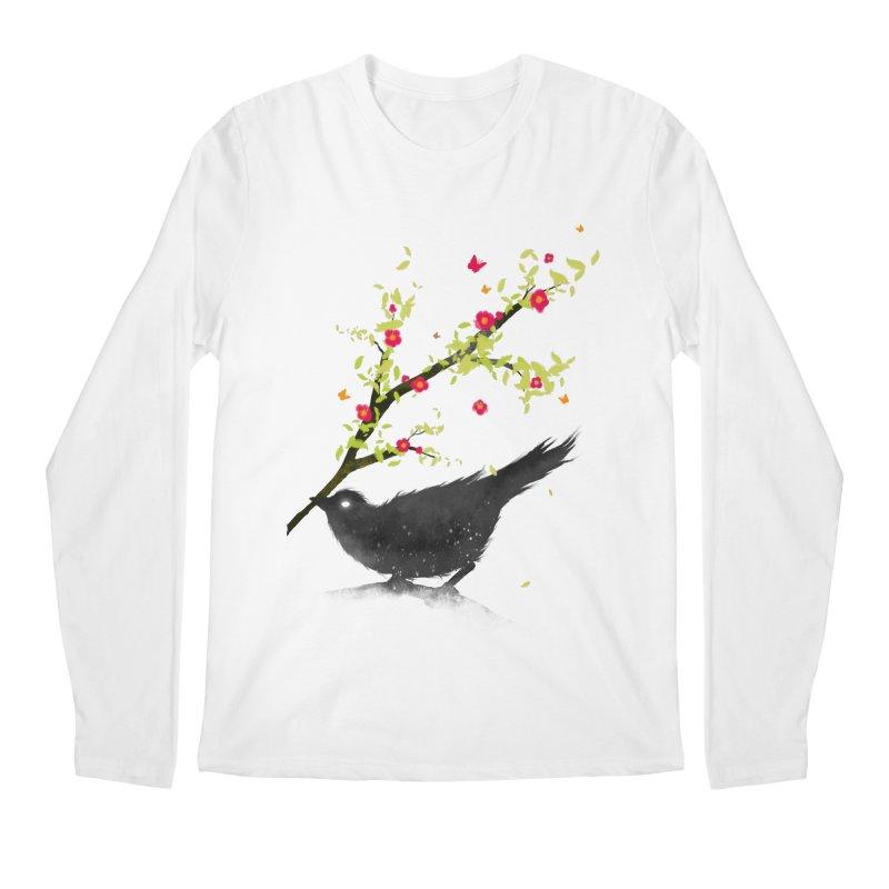 Spring Is Coming Men's Longsleeve T-Shirt by nicebleed