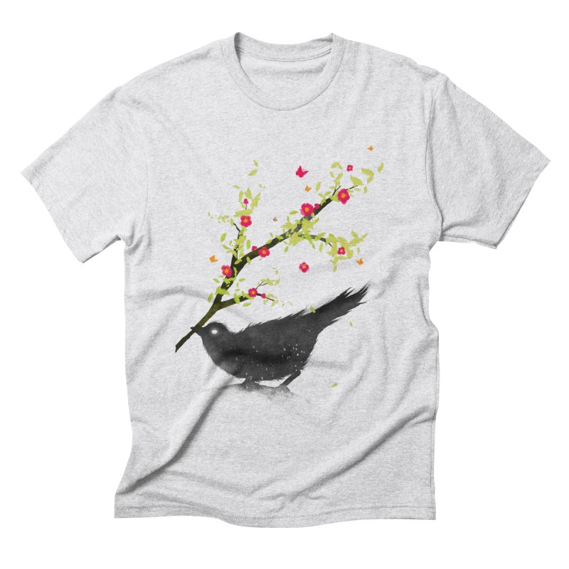 Spring Is Coming Men's Triblend T-Shirt by nicebleed