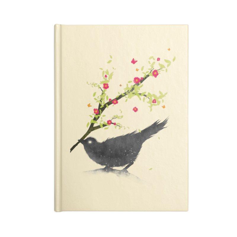 Spring Is Coming Accessories Notebook by nicebleed