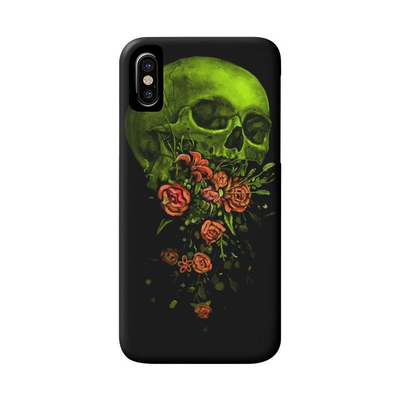 Vomit Accessories Phone Case by nicebleed