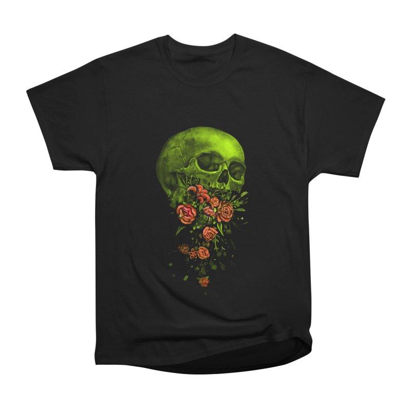 Vomit Men's Heavyweight T-Shirt by nicebleed