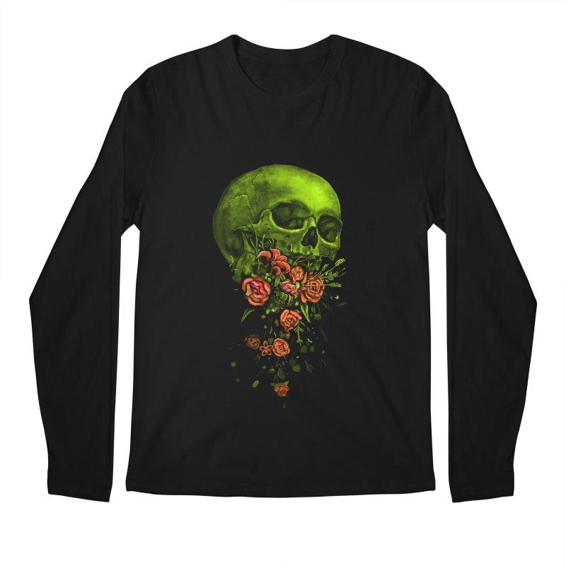 Vomit Men's Longsleeve T-Shirt by nicebleed