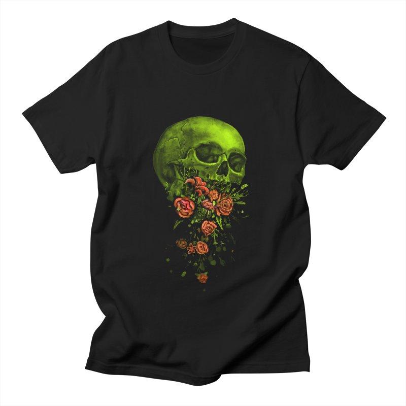 Vomit Men's T-Shirt by nicebleed