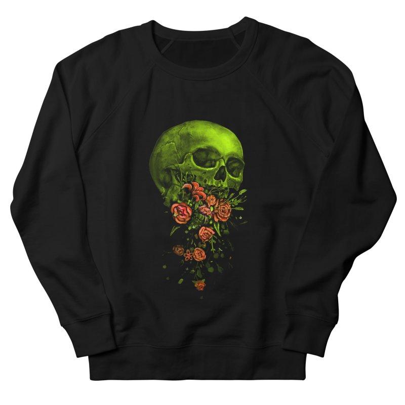 Vomit Men's Sweatshirt by nicebleed