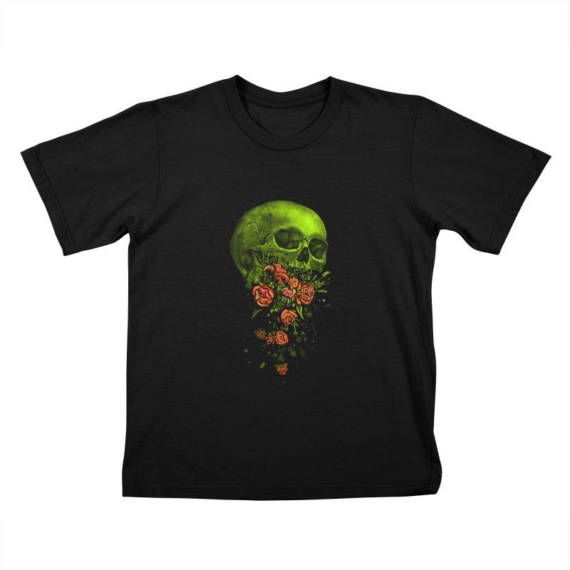 Vomit Kids T-Shirt by nicebleed