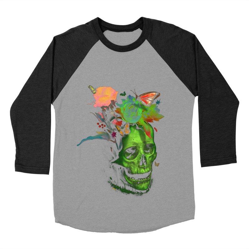 Rebirth Men's Baseball Triblend T-Shirt by nicebleed