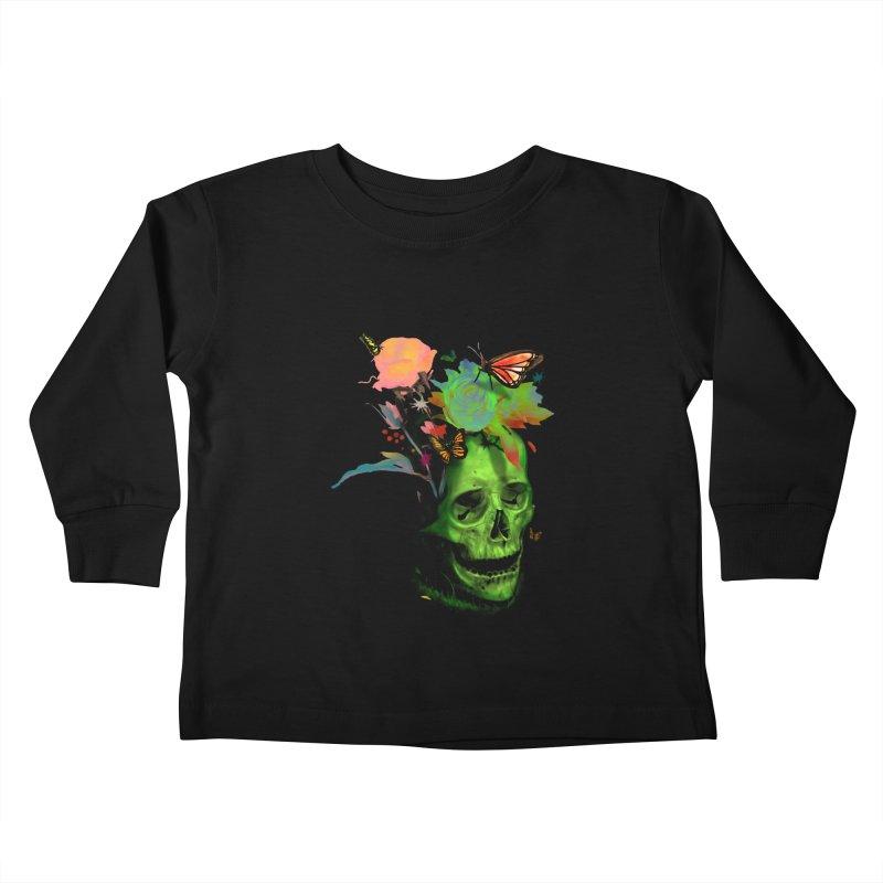 Rebirth Kids Toddler Longsleeve T-Shirt by nicebleed
