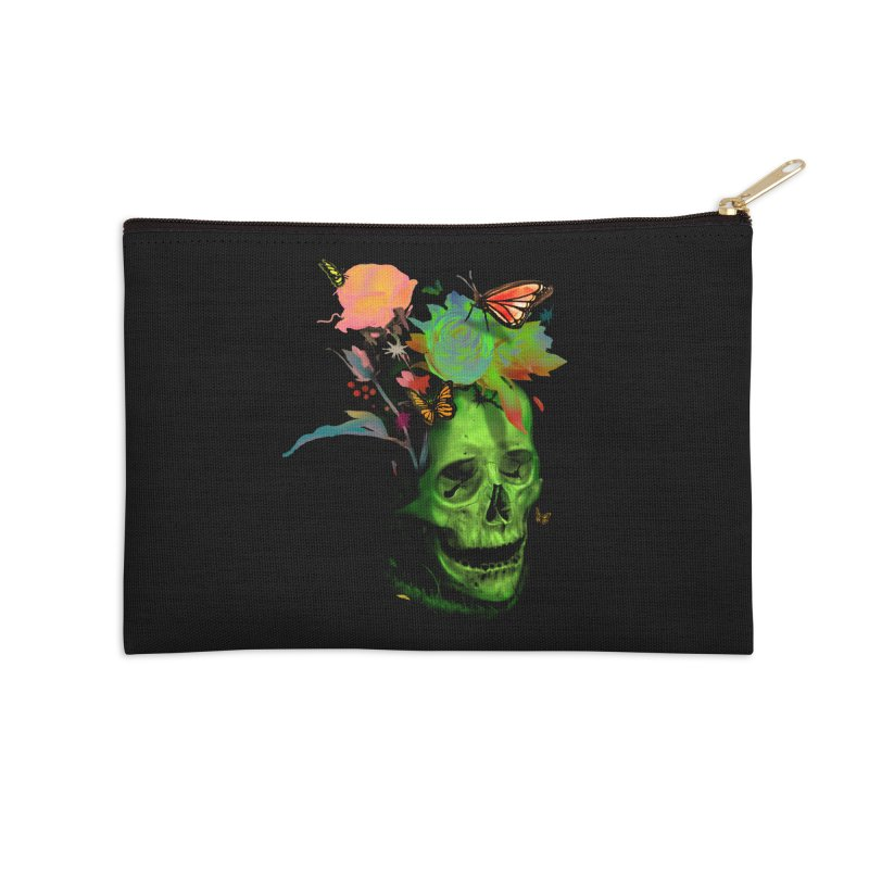 Rebirth Accessories Zip Pouch by nicebleed