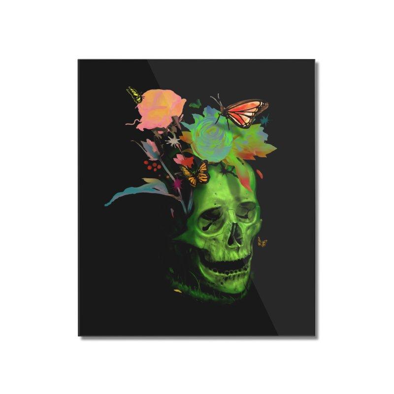 Rebirth Home Mounted Acrylic Print by nicebleed
