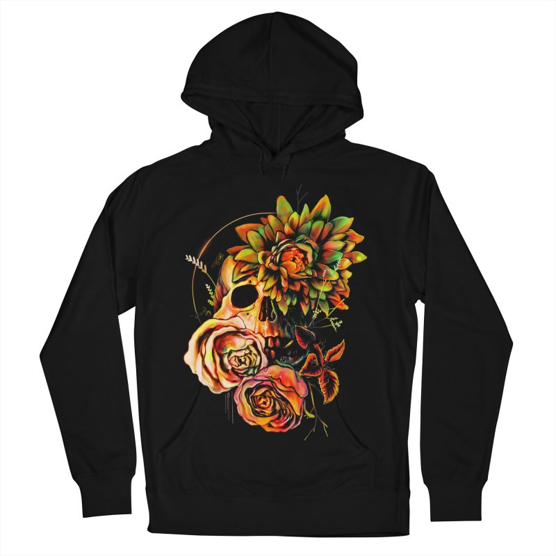 Life and Death Men's Pullover Hoody by nicebleed