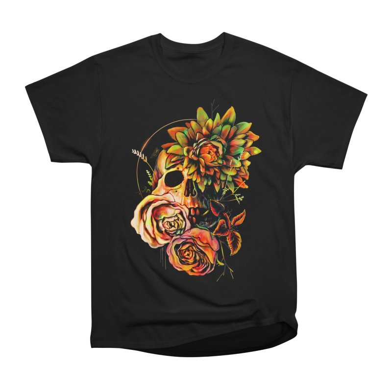 Life and Death Women's Heavyweight Unisex T-Shirt by nicebleed
