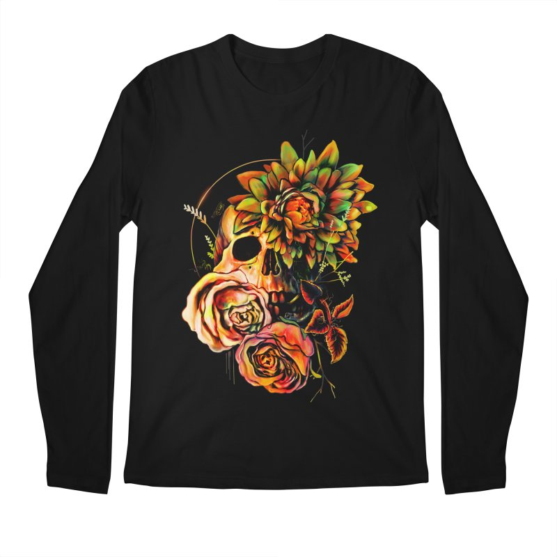 Life and Death Men's Longsleeve T-Shirt by nicebleed