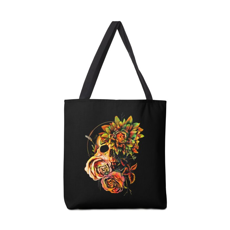 Life and Death Accessories Bag by nicebleed