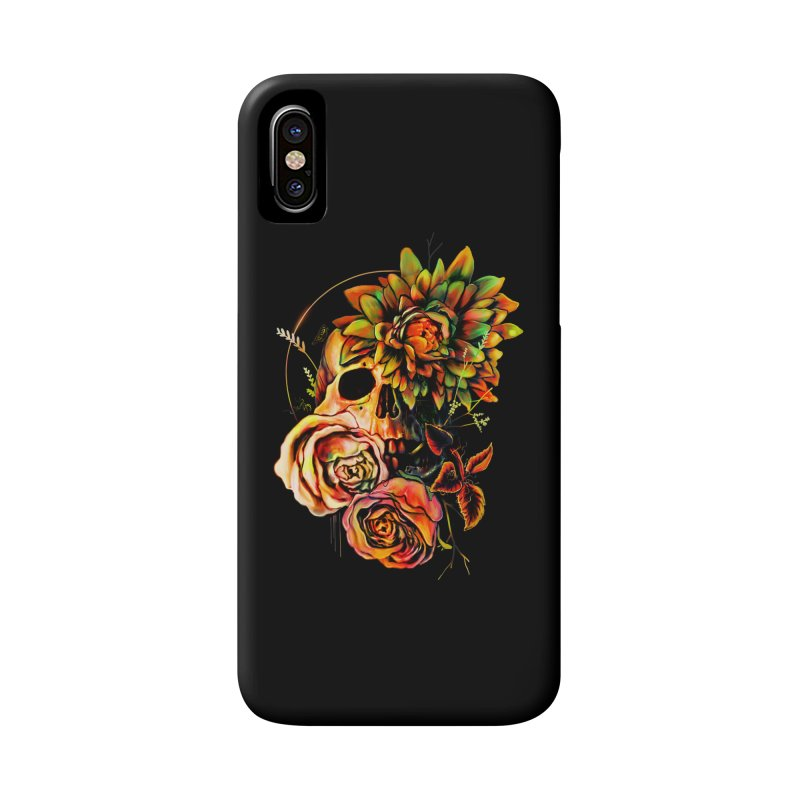 Life and Death Accessories Phone Case by nicebleed