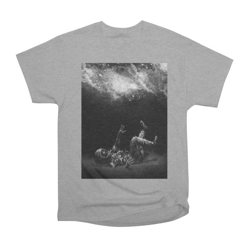 Far-off Men's Heavyweight T-Shirt by nicebleed