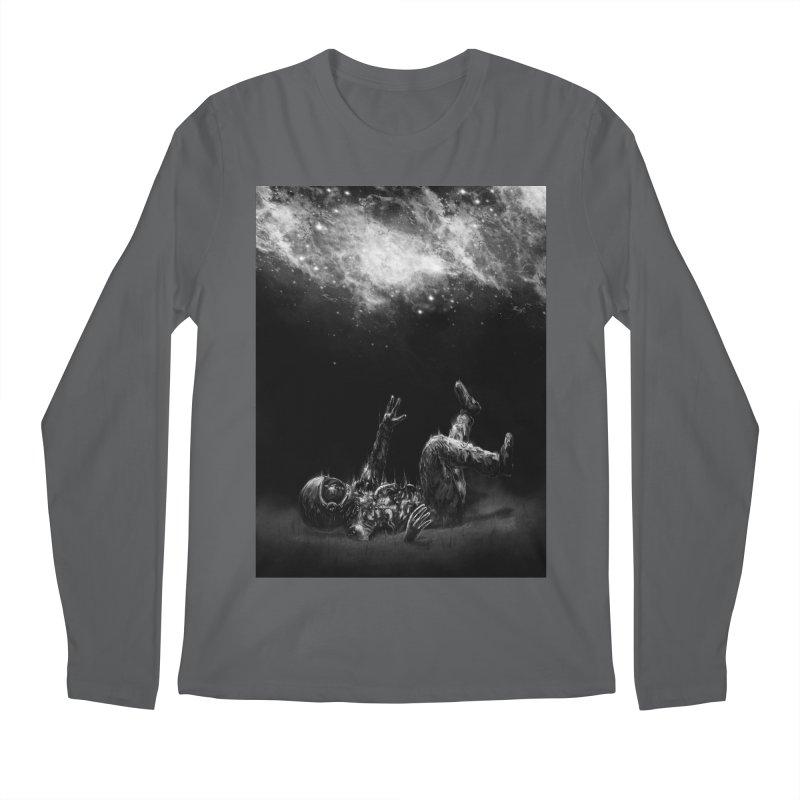 Far-off Men's Longsleeve T-Shirt by nicebleed