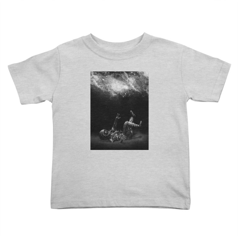 Far-off Kids Toddler T-Shirt by nicebleed