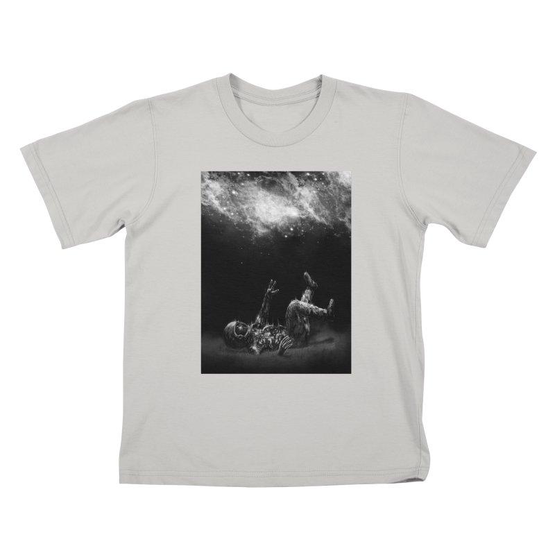 Far-off Kids T-Shirt by nicebleed