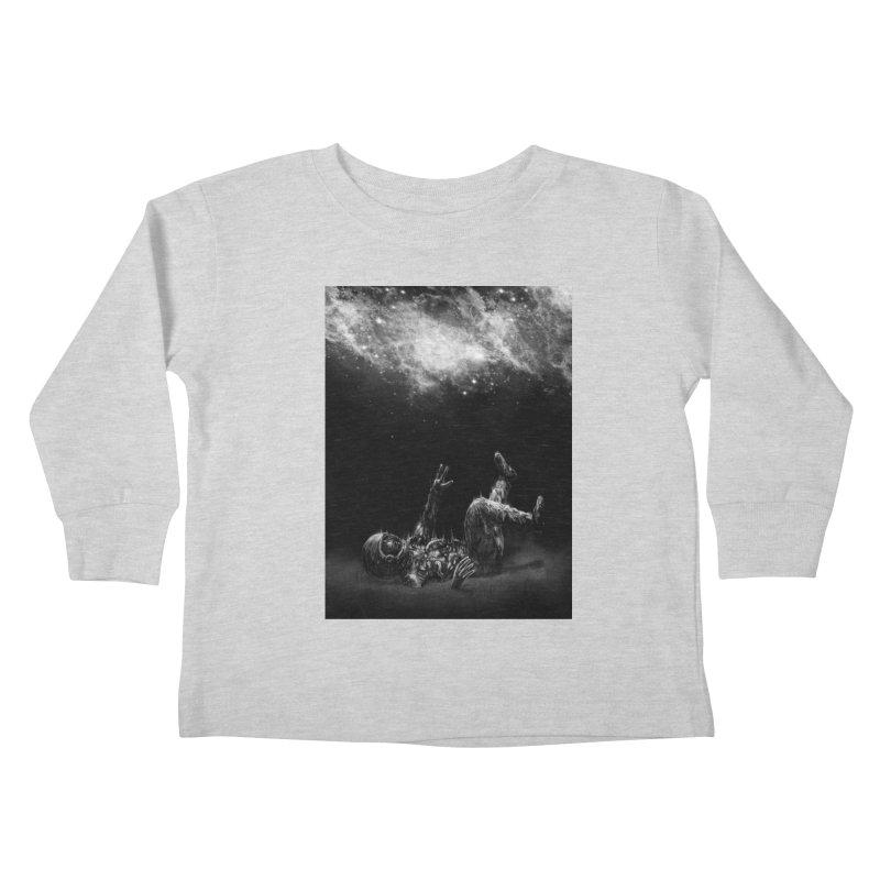 Far-off Kids Toddler Longsleeve T-Shirt by nicebleed