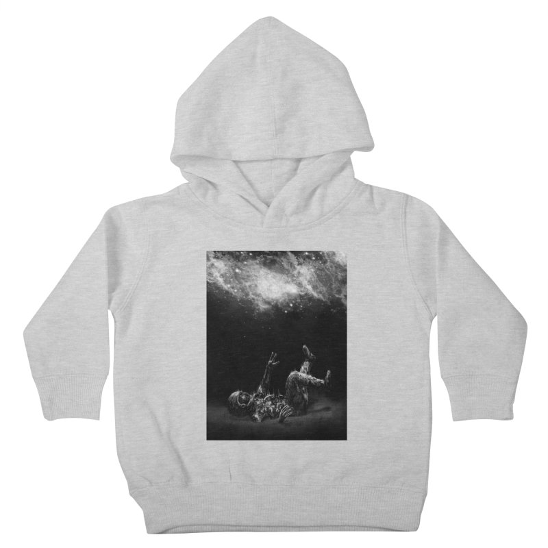 Far-off Kids Toddler Pullover Hoody by nicebleed