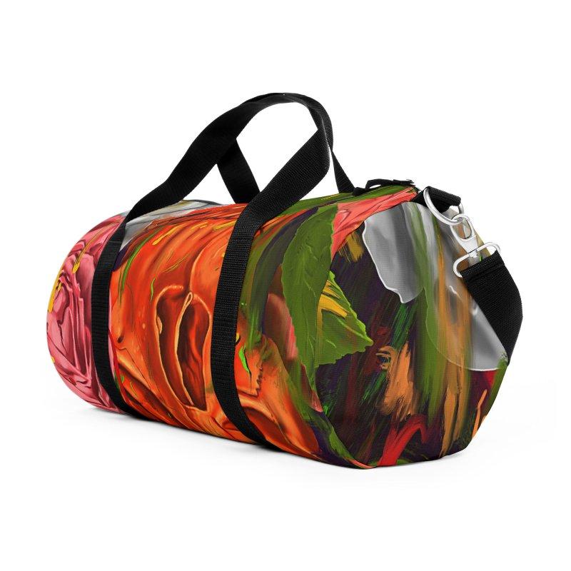 Colors of Death Accessories Duffel Bag Bag by nicebleed