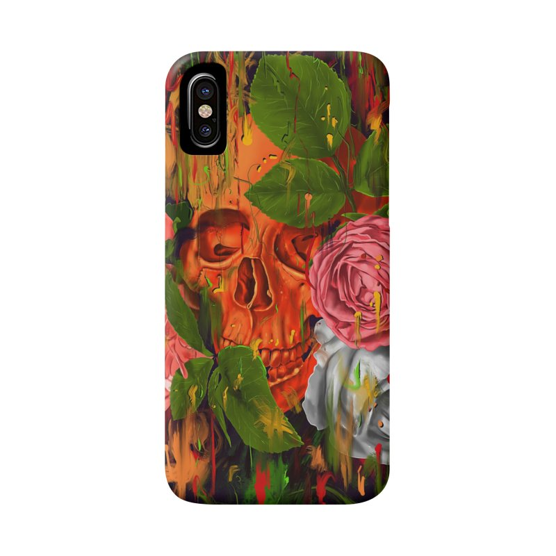 Colors of Death Accessories Phone Case by nicebleed