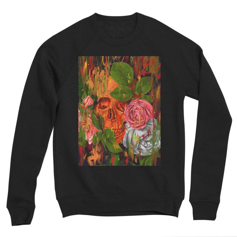 Colors of Death Men's Sponge Fleece Sweatshirt by nicebleed