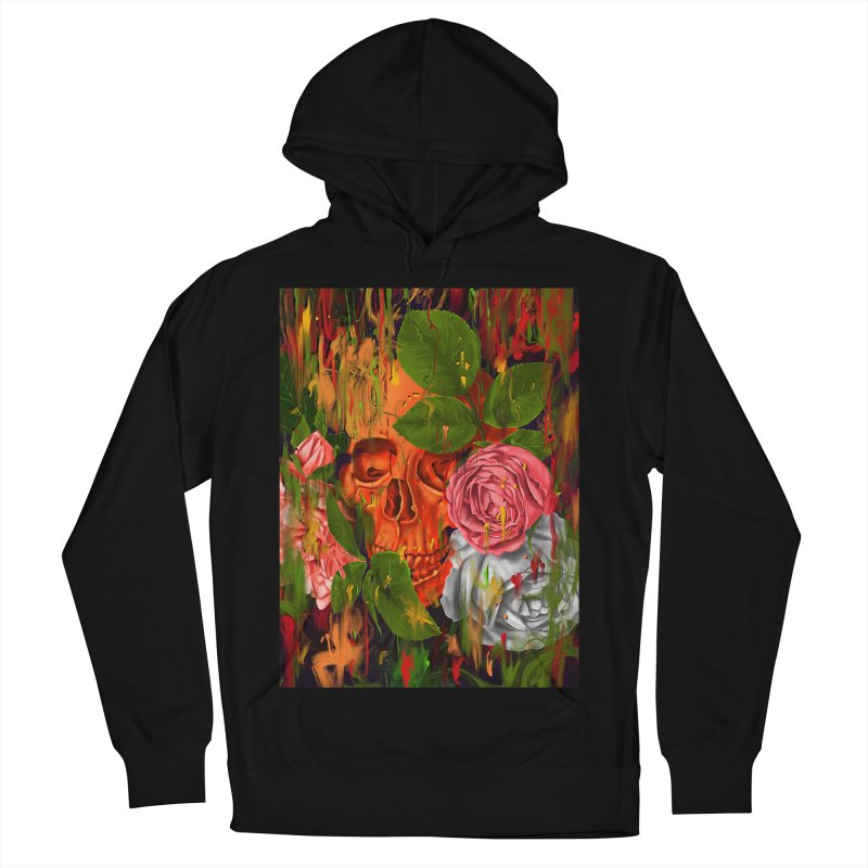 Colors of Death Men's Pullover Hoody by nicebleed