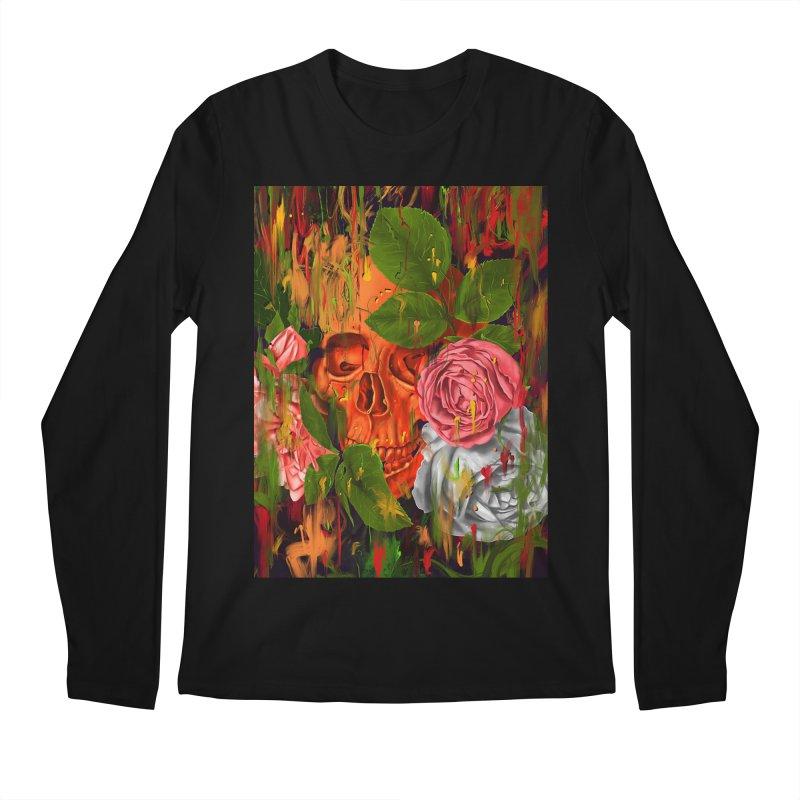 Colors of Death Men's Longsleeve T-Shirt by nicebleed
