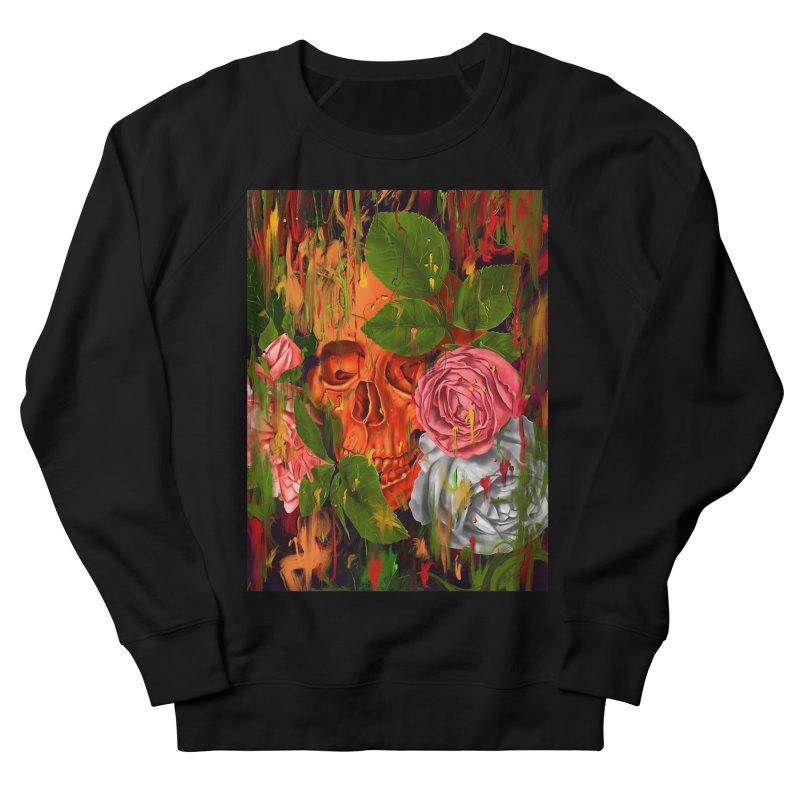 Colors of Death Men's Sweatshirt by nicebleed