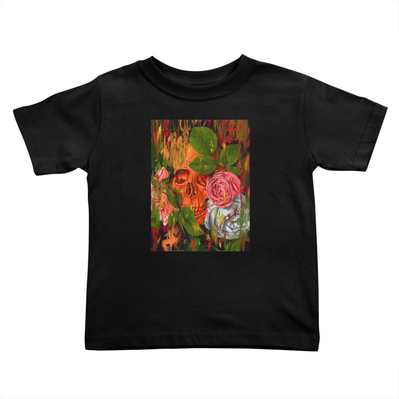 Colors of Death Kids Toddler T-Shirt by nicebleed