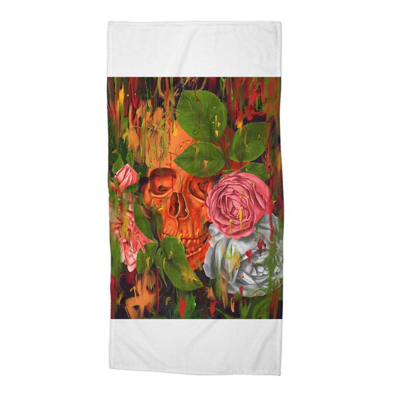 Colors of Death Accessories Beach Towel by nicebleed