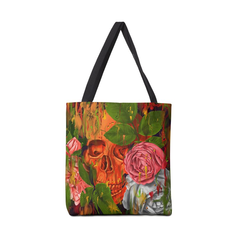 Colors of Death Accessories Bag by nicebleed