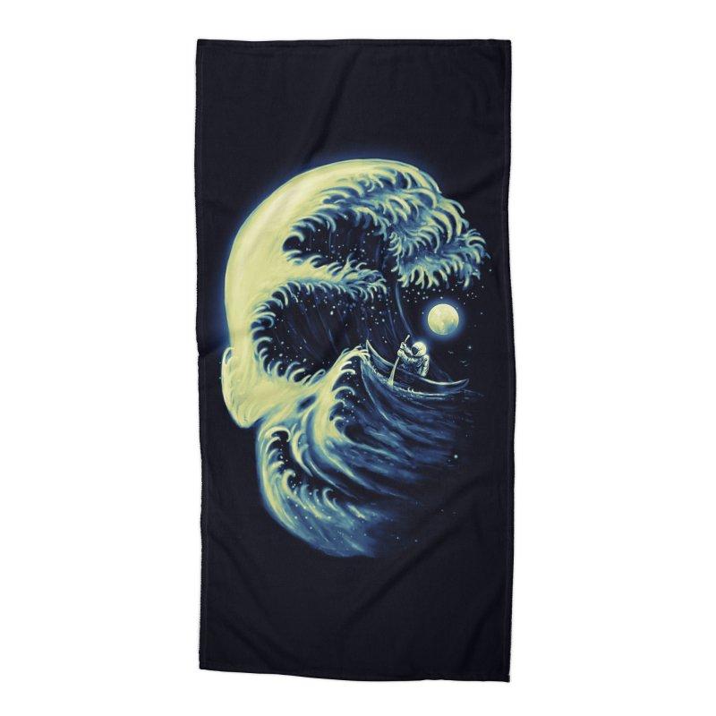 Death Wave Accessories Beach Towel by nicebleed