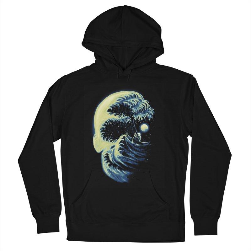 Death Wave Men's Pullover Hoody by nicebleed