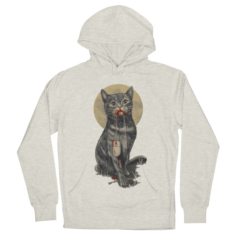 The Catch Men's Pullover Hoody by nicebleed