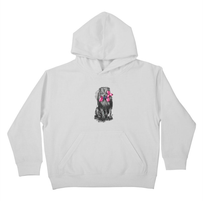 The Catch II Kids Pullover Hoody by nicebleed