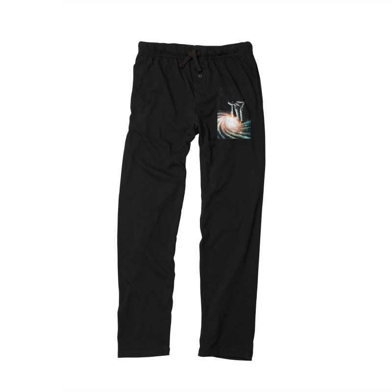 Cosmic Vomit Men's Lounge Pants by nicebleed