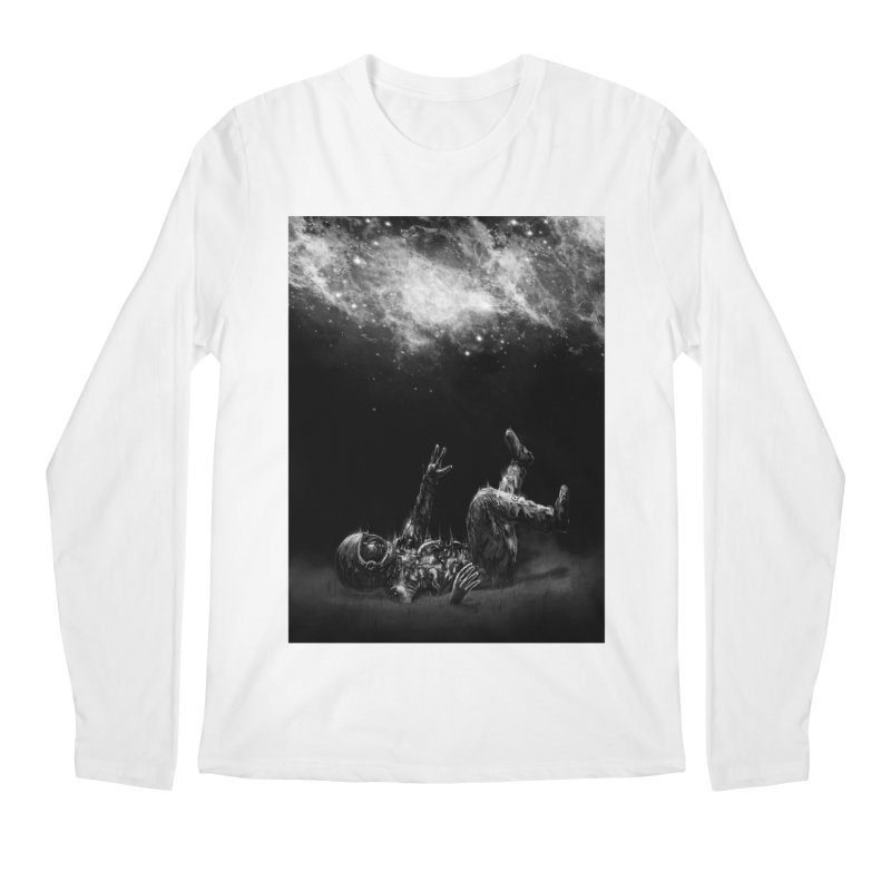 Far-Off Men's Regular Longsleeve T-Shirt by nicebleed