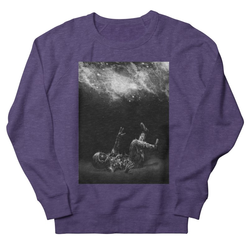 Far-Off Women's French Terry Sweatshirt by nicebleed