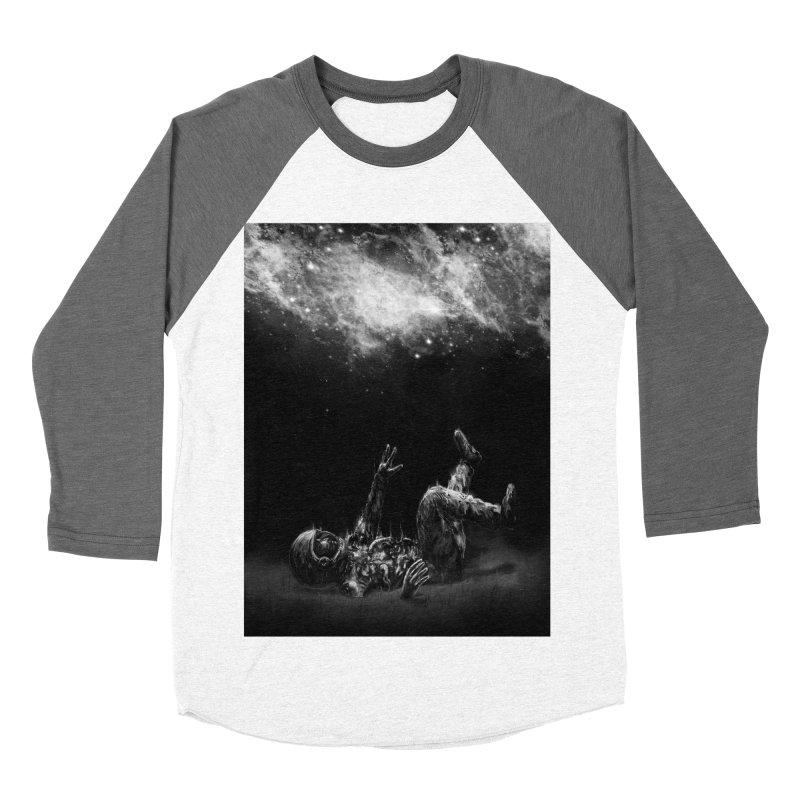 Far-Off Men's Baseball Triblend Longsleeve T-Shirt by nicebleed