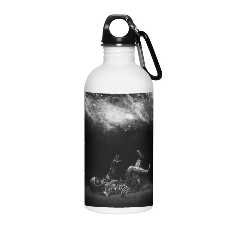 Far-Off Accessories Water Bottle by nicebleed