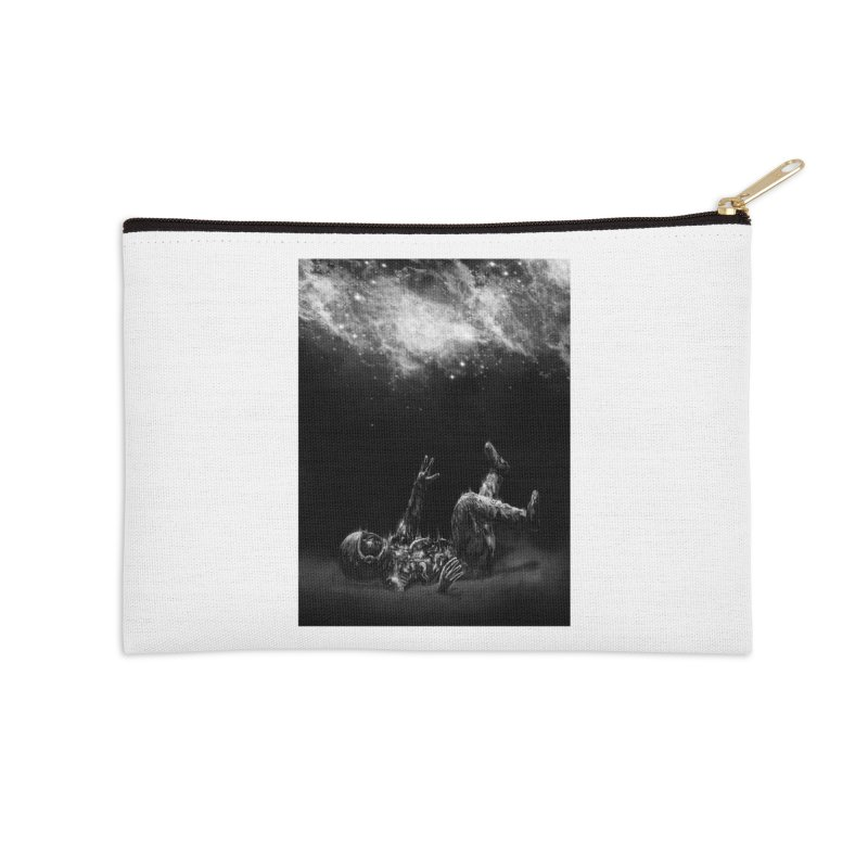 Far-Off Accessories Zip Pouch by nicebleed