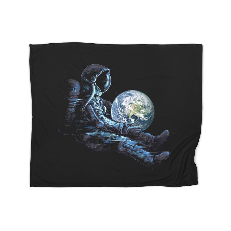 Earth Play Home Blanket by nicebleed