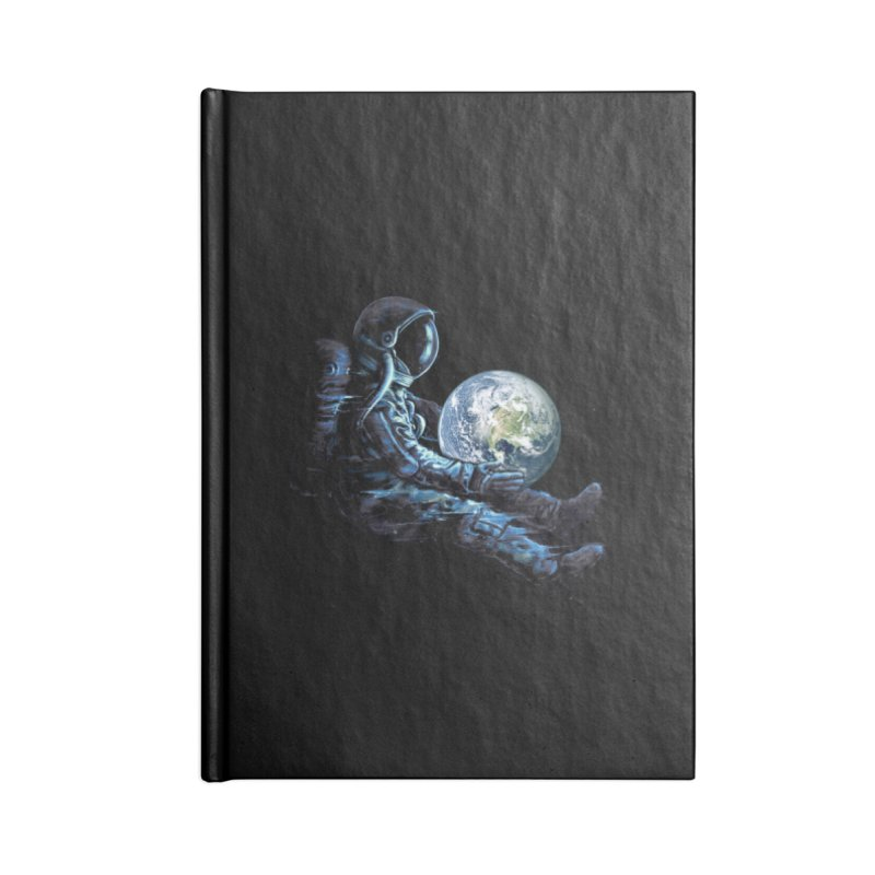 Earth Play Accessories Notebook by nicebleed