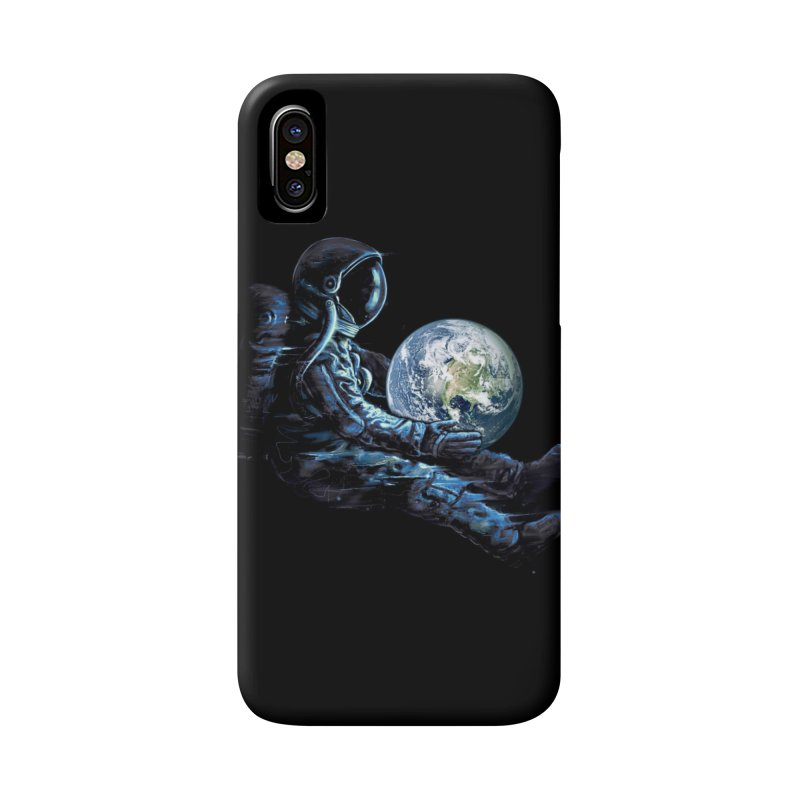Earth Play Accessories Phone Case by nicebleed